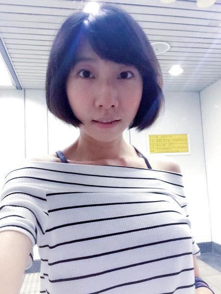 [美髮]台北東區ReBorn剪染髮造型-聰明選擇最適合的短髮造型。