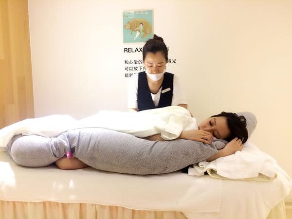 [體驗]孕媽咪36週享受去 【依蘭雅閑幸福芳療】孕婦SPA按摩 鄰近台北東區忠孝敦化站
