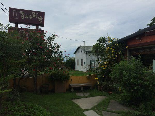 [食記]宜蘭員山香料廚房-花園裡的平價下午茶吃到飽。