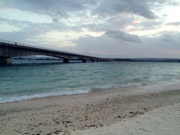 [遊記]沖繩海岸國定公園沙灘-名護鳳梨公園-古宇利大橋-濱之家-六天五夜親子遊DAY3