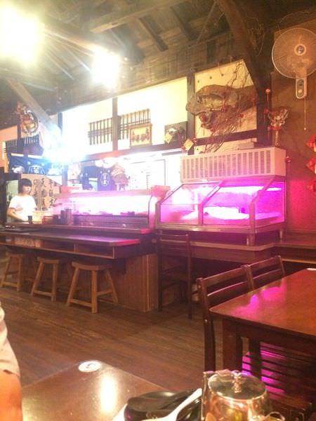 [食記]花蓮平價美味的本壽司,焦香甘甜五霸焦糖包心粉圓冰。