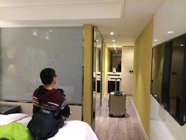 [住宿]台中中區雲端商務旅館,平價又舒適,近一中街、中友百貨。