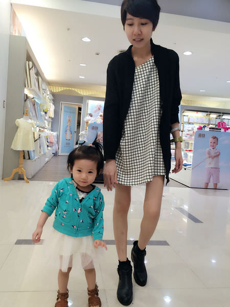 [變髮]台北中山區Pro cutti-染燙髮藝揮別扁塌,變身俏麗短髮媽咪。(設計師Chang)