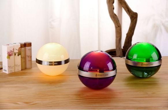 [開箱]PriorCare普優家森活空間水晶球,時尚輕巧的清淨機。