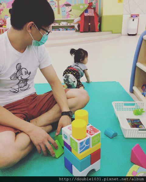 [親子]台北市文山區親子館,豐富玩具及大空間適合小小孩放風去。