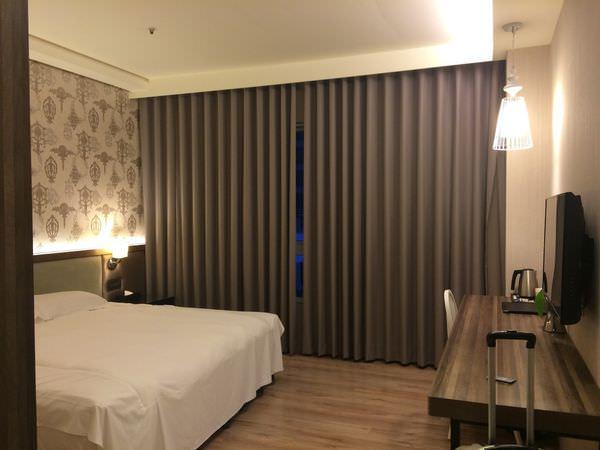 [住宿]新竹東區晶悅精品旅館,環境佳又乾淨的商務飯店