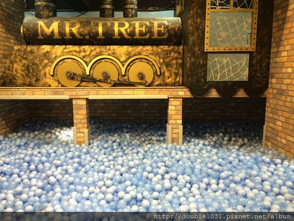 [親子]台北大安區親子餐廳大樹站Mr.Tree Station,大空間好美食人氣夯。