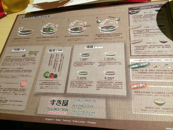 [食記]台北信義區ATT4FUN-日式SUKI-YA壽喜屋 吃到飽涮涮鍋專賣店。