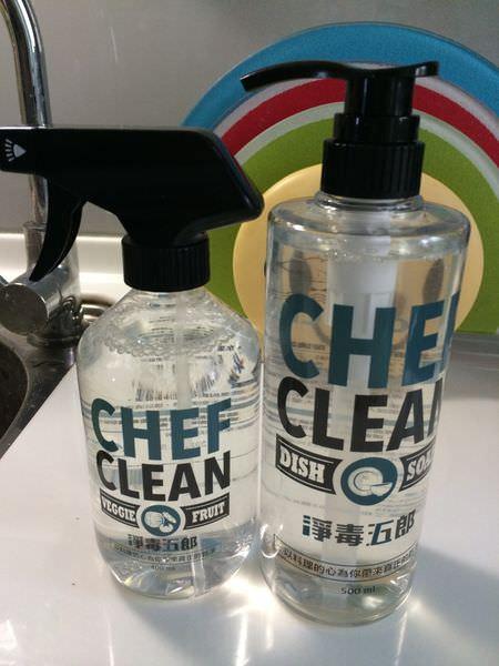 [居家]天然清潔劑、蔬果清潔劑-淨毒五郎,連奶瓶都可以直接洗的。