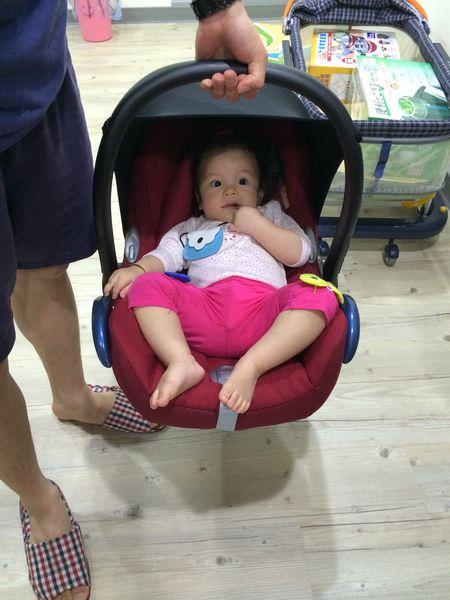 [開箱]Quinny Zapp Xtra 2推車+MaxiCosi汽座提籃,新手媽咪馬上手滑之完美嬰幼兒汽座手推車。