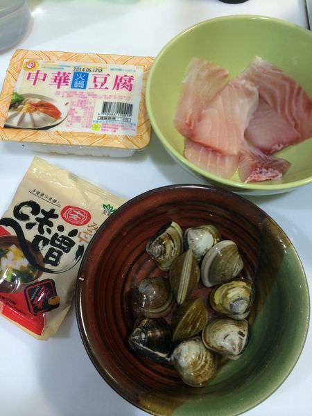 [食譜]日式味增魚湯,只要三步驟就完成。