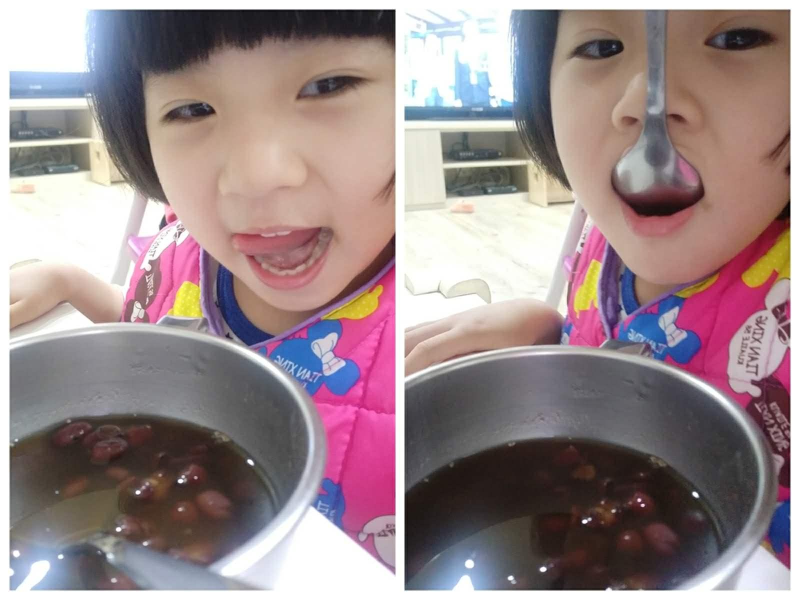[甜品]寒流暖心甜品紅豆湯-電鍋一鍵完成,免浸泡免熬煮。