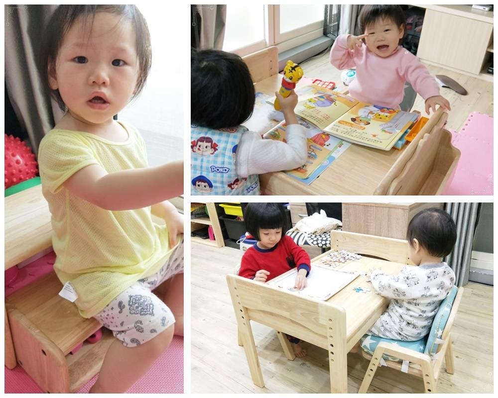 [育兒]環安家具-給孩子最舒適的閱讀空間(多功能書櫃、幼兒成長型桌椅、多功能輔助腳凳)